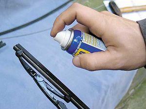 Гумки для щіток склоочисника