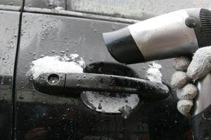 Як розморозити автомобільний замок