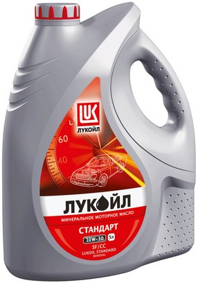 Огляд масел Лукойл 10W-40