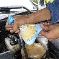 Чим промити систему охолодження двигуна?