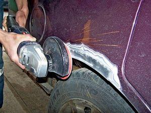 Боротьба з корозією автомобіля своїми руками
