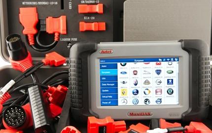 Сучасне діагностичне обладнання для автомобілів