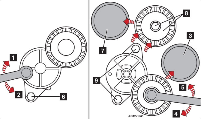 Заміна ланцюга приводу ГРМ на BMW X5 E53 3,0 л.