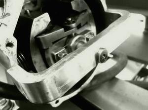 Чищення плити управління АКПП 01V, заміна олії