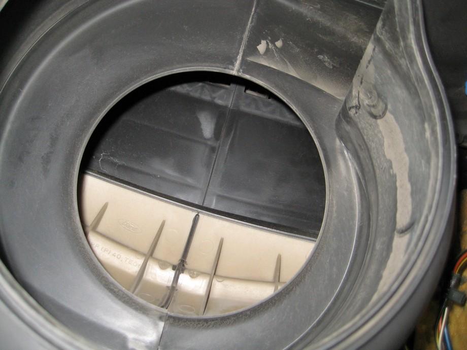 Заміна поршневих кілець на двигун Zetec-E