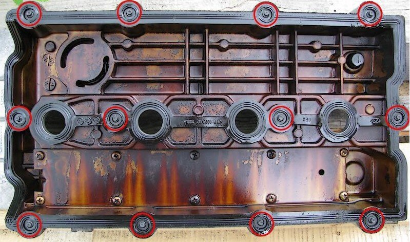 Заміна ременя ГРМ на Chery Tiggo з двигуном Acteco 1,8