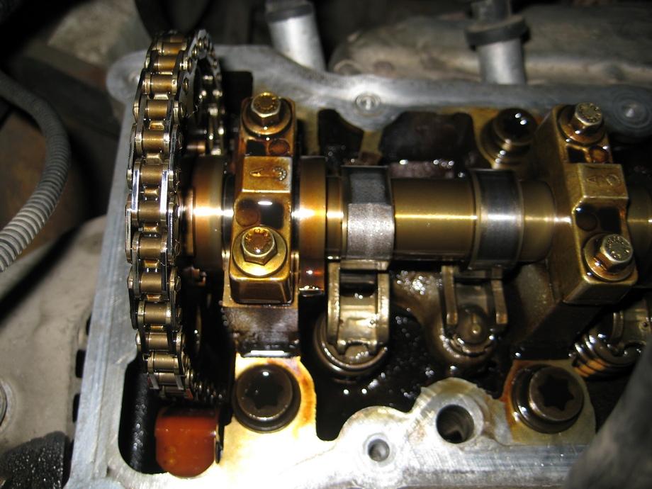 Перевірка стану гідрокомпенсаторів Ford Focus 1