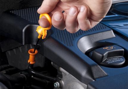 Заміна масла в двигуні
