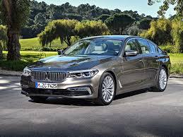 BMW 5-Series 2016, 2017, 2018, 2019, 2020, седан, 7 поколение, G30 ...